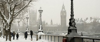 Londres: Estampa Invernal